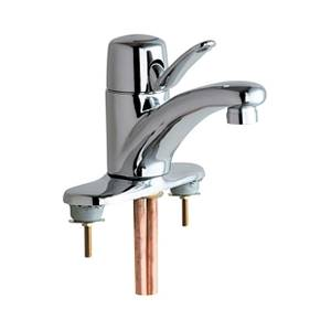 Chicago Faucets - 2200-4E2805CP - Single Lever Lavatory Faucet