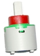 Cleveland 40019 - Single Lever Ceramic Disc Mixing Cartridge