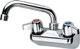 Krowne 10-406L - Low Lead Commercial Hand Sink Faucet with 6-inch Tube Spout