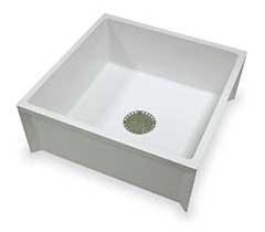24x24 Mop Sink : Mustee - 24