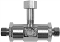Symmons® 4-10C - Mechanical Mixing Valve, 3/8-inch Compression Connections with 1/2-inch IPS Outlet Connections