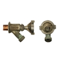 Woodford - 17P - Model 17 Wall Faucet P Inlet