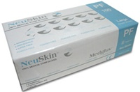 Medgluv NeuSkin Powder-Free Vinyl Exam Gloves (MG300)