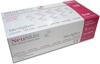 MedGluv NeuSkin Vinyl Exam Gloves, Lightly Powdered (MG350)
