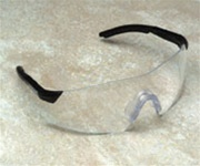 Clear Safety Glasses (MGSG100)