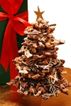 24 oz. Sendall Chocolates - Toffee Taboo Holiday Tree Kit