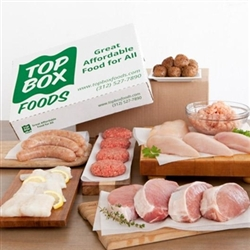 Local Farm Meat Box