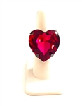 HEART THROB MOXIE HEART RING