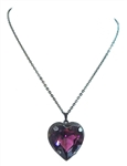 HEART THROB HOWLER HEART NECKLACE