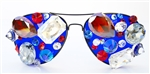 AMERICAN WOMAN HUSH HUSH GLASSES