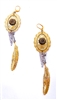PONDEROSA A MILLION WAYS TO DIE IN THE WEST CONCHO EARRINGS