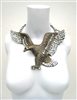 SCREAMIN EAGLE GOLD NECKLACE
