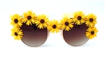 CANARY DAISY COCO GLASSES