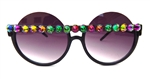 ROAD RUNNER DEVIL PEEKABOO SUNGLASSES