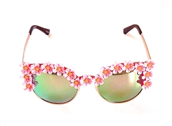 MORNING GLORY PINK ACID COCO GLASSES