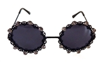 LOVELACE RAPTURE ROUND GLASSES