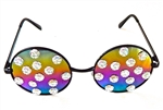 LUCY IN THE SKY WITH DIAMONDS OPAL DAYLILY HENDRIX #2 GLASSES