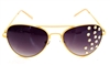 CANARY SMOKE AVIATORS