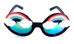 FANTASIA RAINBOW WILDE CATERPILLAR GLASSES