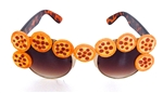 PIZZA PARTY PEPPERONI PIE ACID COCO GLASSES