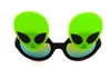 FORBIDDEN MARTIAN WILDE CATEPILLAR GLASSES