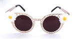 SWAN RIVER DAISY SECRET AGENT SUNGLASSES