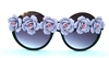 PLUM DANDY PEEKABOO GLASSES