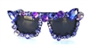 PURPLE PANTHER VICE GLASSES