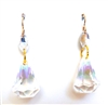 RARE FIND OPAL RAINDROP EARRINGS_