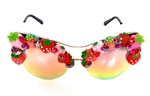 STRAWBERRY BLONDE HONEY GLASSES