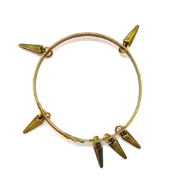 THUNDERBIRD BRONZE DAGGER LARGE BANGLE