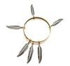 THUNDERBIRD LADYHAWKE MEDIUM FEATHER BANGLE