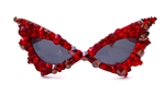 THIS MEANS WAR VAMPIRA GLASSES