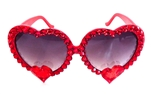 TRUE ROMANCE RED HOT BLOODED LOLITA GLASSES