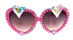 TRUE ROMANCE PINK ALABAMA LOLITA GLASSES