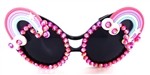 XANADU RAINBOW FOXY GLASSES
