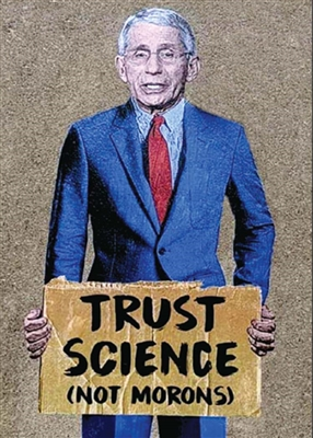 Trust science (not morons)