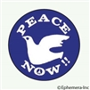 Peace now