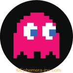 Pac man Ghost