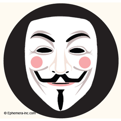 (Guy Fawkes Mask)