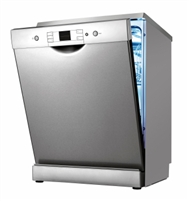 Brushed Steel Dishwasher
