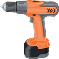 Moto Plus Power Drill