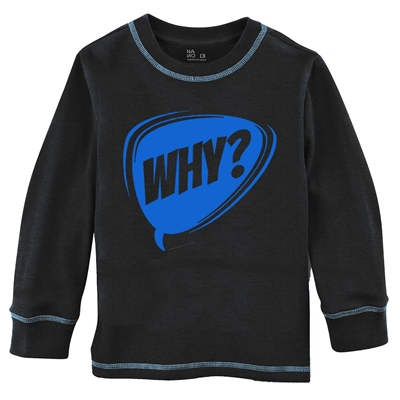 SOLID-STITCH THERMAL-BLACK/BLUE