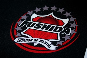 "Fushida ""SHIELD"" Patch - Lutador de Jiu-Jitsu"