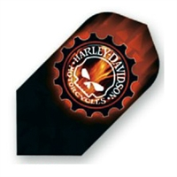 Harley-Davidson Slim Flight -Skull
