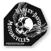 Harley-Davidson Standard Flight -Skull Wings