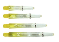 Monster Shaft - Graduated Clear Yellow