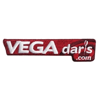 Vega Darts Logo Patch
