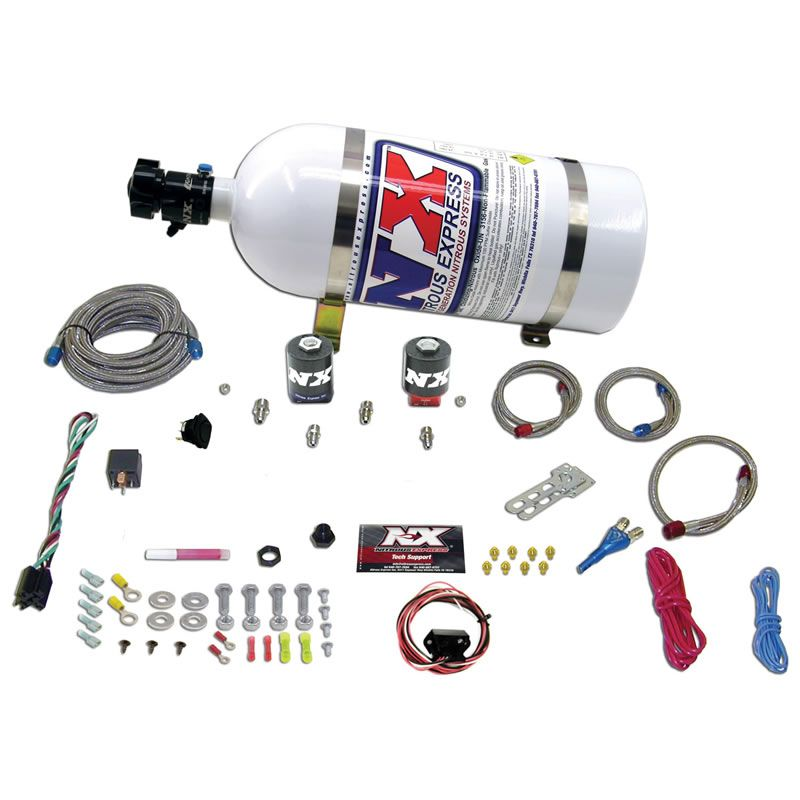 an analysis of the nitrous express kit