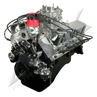 Ford 302 Complete Engine 365HP with Fox Body Oil Pan